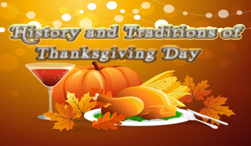 Thanksgiving traditions and history