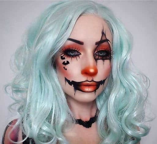 Scary HALLOWEEN Makeup Ideas 2021 for Girls - Trendy Planet
