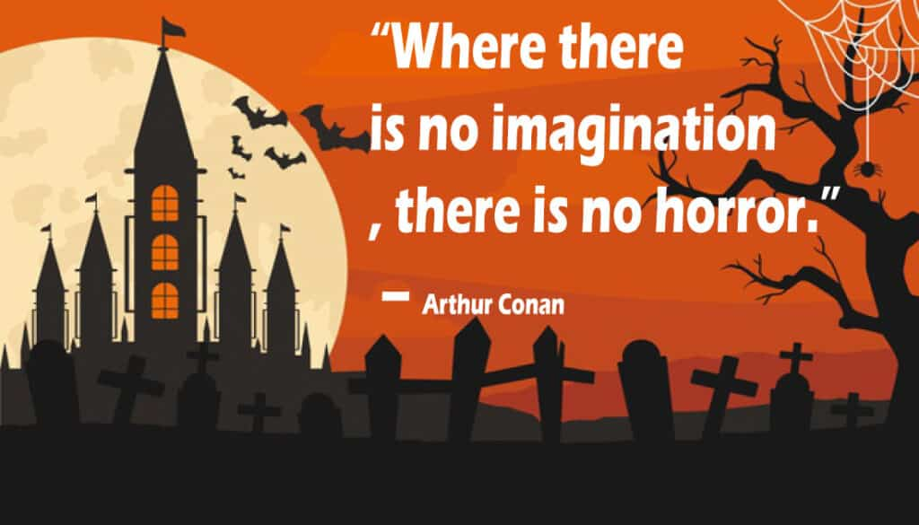 Short Halloween Quotes 2021 & Scary Sayings - Trendy Planet