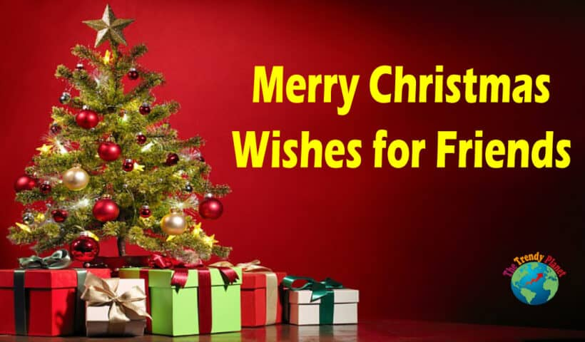 Christmas Wishes for friends